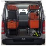 アイリスオーヤマの「職人の車載ラック」で車を釣りカーに簡単改造!?